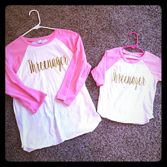 Birthday Shirts Tops